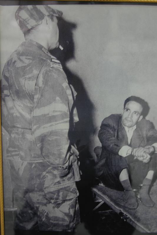 23 Février 1957 : arrestation de Larbi ben M'hidi benmhidi